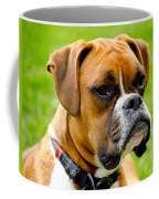 Sidney The Boxer Coffee Mug