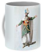 Sidy Hafsan, Bey Of Tripoli, 1816 Coffee Mug