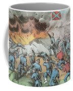 Siege And Capture Of Vicksburg, 1863 Coffee Mug by Photo Researchers