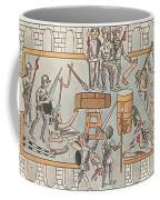 Siege Of Tenochtitlan, 1521 Coffee Mug