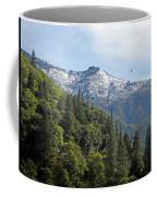 Sierra First Snow Coffee Mug