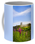 Signal Hill In St. John's Newfoundland Coffee Mug by Elena Elisseeva