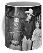 Silent Film: Cowboys Coffee Mug
