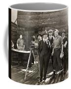 Silent Film Set, C1925 Coffee Mug