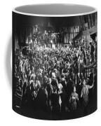 Silent Film Still: Crowds Coffee Mug