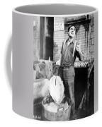 Silent Film Still: Iceman Coffee Mug by Granger