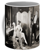 Silent Film Still: Legs Coffee Mug