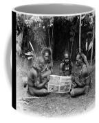 Silent Film Still: Natives Coffee Mug