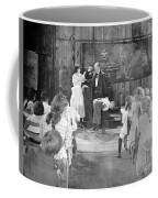 Silent Film Still: School Coffee Mug by Granger