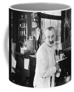 Silent Still: Barber Shop Coffee Mug