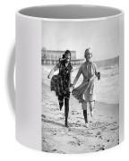 Silent Still: Bathers Coffee Mug