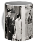 Silent Still: Bathing Coffee Mug