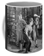 Silent Still: Blacksmith Coffee Mug