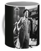 Silent Still: Single Man Coffee Mug