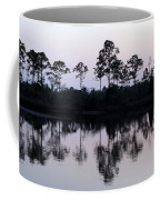Silhouetted Trees Coffee Mug