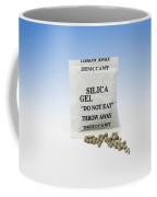 Silica Gel Coffee Mug