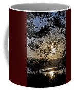 Silky Sunset Coffee Mug