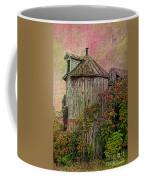 Silo In Overgrowth Coffee Mug