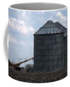 Silos And Augers Coffee Mug