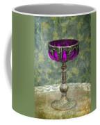 Silver Chalice With Jewels Coffee Mug by Jill Battaglia