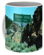 Silver City Nevada Coffee Mug