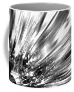 Silver Explosion Coffee Mug