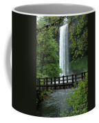 Silver Falls 2 In Oregon Coffee Mug