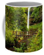 Silver Falls Bridge Coffee Mug