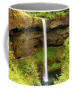 Silver Falls South Falls Coffee Mug