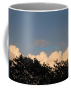 Silver Layer Coffee Mug