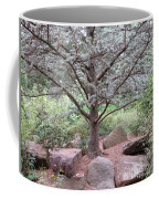 Silver On Trunk Coffee Mug