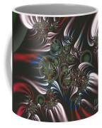 Silver Seedpods Coffee Mug