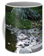 Silver Stream Coffee Mug
