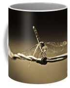 Silver Wings Coffee Mug