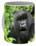 Silverback Portrait Coffee Mug