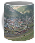 Silverton Colorado Painterly Coffee Mug
