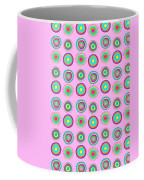 Simple Spots Coffee Mug by Louisa Knight