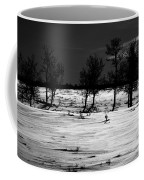 Simple Trees Coffee Mug by Empty Wall