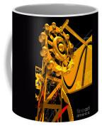 Sine Wave Machine Portrait 6 Coffee Mug