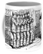Sing Sing Prison, 1878 Coffee Mug by Granger