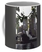Singapore's Merlion Coffee Mug by Juergen Weiss