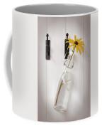 Single Rudbeckia Flower Coffee Mug by Amanda Elwell