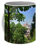Sintra National Palace Coffee Mug by Carlos Caetano