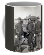 Sioux Warrior, 1891 Coffee Mug