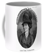Sir Banastre Tarleton Coffee Mug