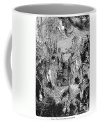 Sir Francis Drake (1540-1596) Coffee Mug by Granger