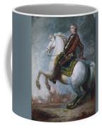 Sir Jeffrey Amherst Coffee Mug by Sir Joshua Reynolds