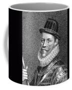 Sir John Hawkins (1532-1595) Coffee Mug