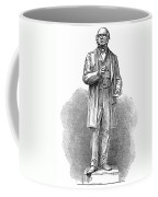 Sir Rowland Hill (1795-1879) Coffee Mug by Granger