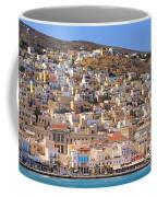 Siros Greece 2  Coffee Mug